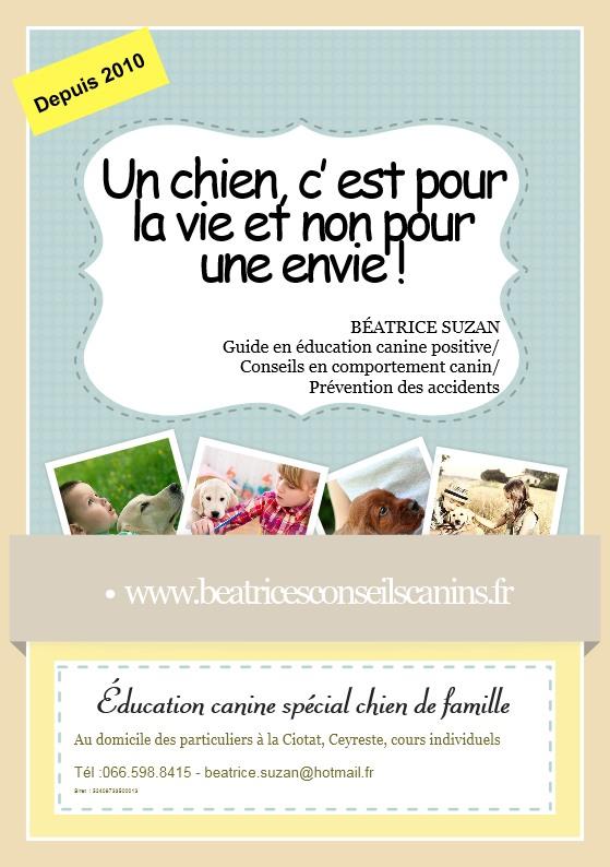 Béatrice's Conseils canins à la Ciotat