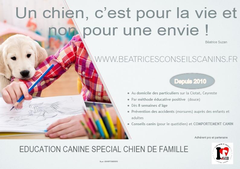 Béatrice's Conseils Canins la Ciotat